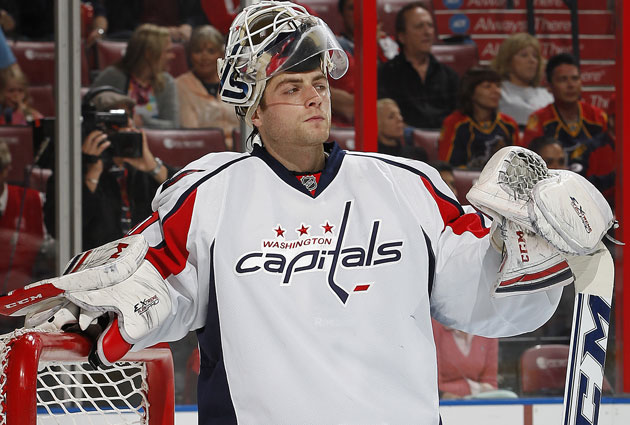 Caps Re Sign Braden Holtby John Erskine To Two Year Contracts Cbssports Com