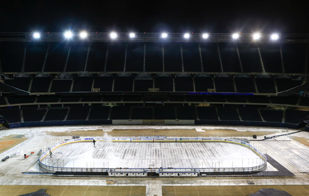 Soldier Field will be a hot spot on Saturday. (Getty Images)