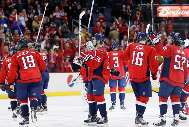 Things are starting to look not so bad life after Semin in Washington after all. (Getty Images)