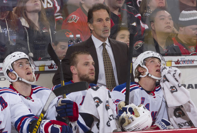 At some point is John Tortorella's job in jeopardy? (Getty Images)