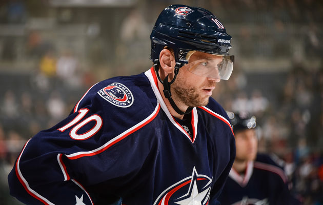 NHL trade rumors: Marian Gaborik being shopped by Blue Jackets ...