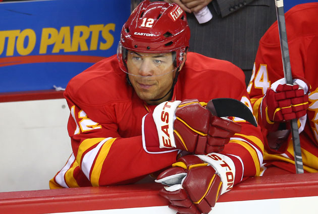 If the Calgary Flames decide to trade Jarome Iginla there will be no shortage of interested teams. (Getty Images)