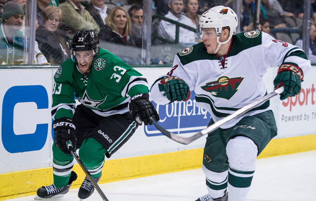 The Wild and Stars are leading the West wild card sprint. (USATSI)