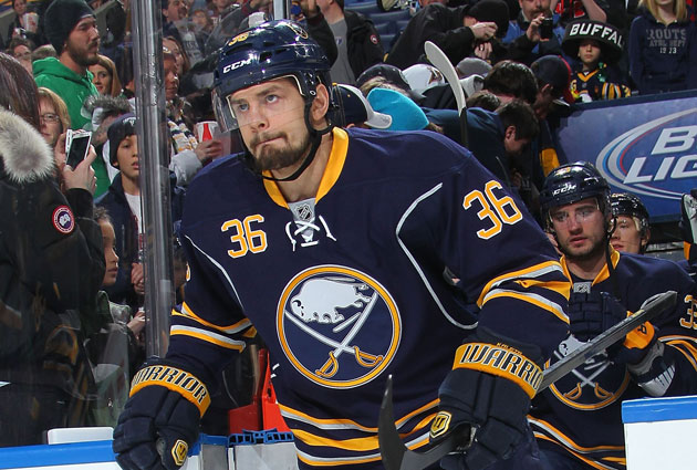 Kaleta has watched the last six games from the press box, five for a suspension, one for a scratch. (Getty Images)