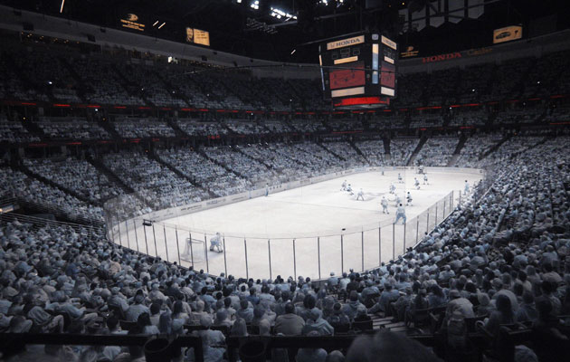 What the Pond looked like. (Getty Images)