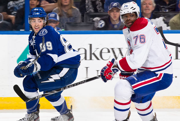 Conacher and Subban are in the conversation for this week's Award Races. (Getty Images)