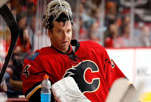 Kiprusoff could be attractive to Toronto. (Getty Images)