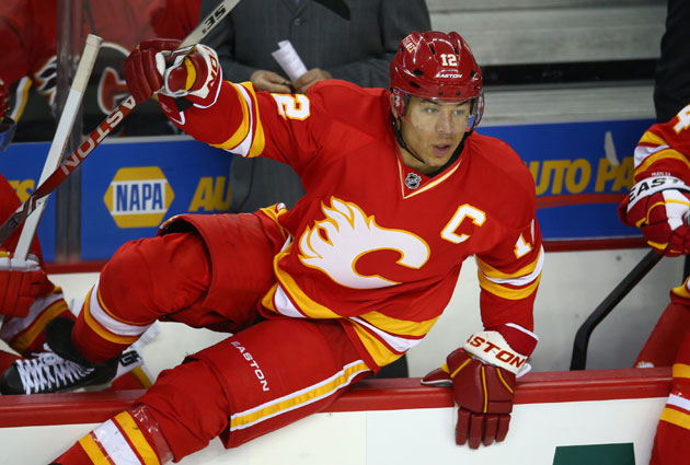 This season Iginla has eight goals and 13 assists in 29 games. (Getty Images)