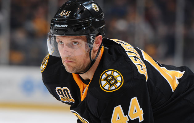 Dennis Seidenberg was originally ruled out for the season. (Getty Images)