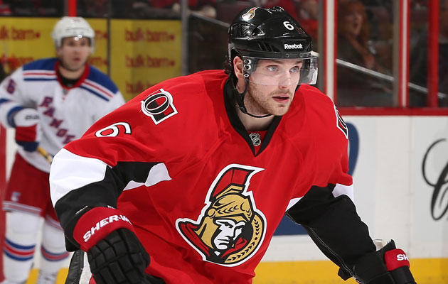 Bobby Ryan still leads the Sens with 23 goals this season. (Getty Images)