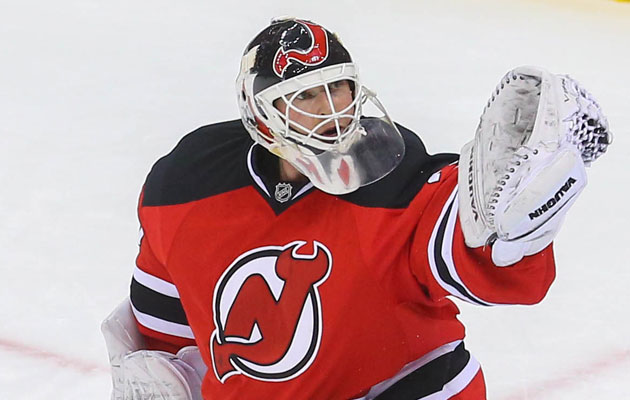 Martin Brodeur is a free agent after this season. (Getty Images)