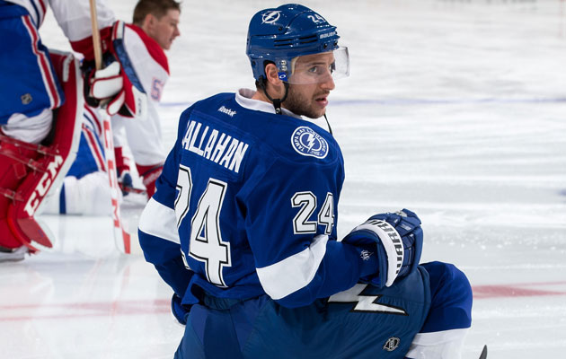Ryan Callahan is a free agent this summer. (Getty Images)