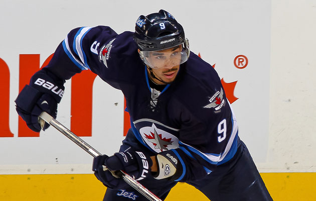 Evander Kane is originally from Vancouver. (Getty Images)