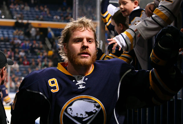 Ott is in his first season in Buffalo. (Getty Images)