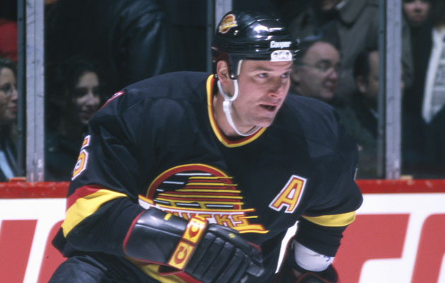 Trevor Linden played 16 seasons in Vancouver. (Getty Images)