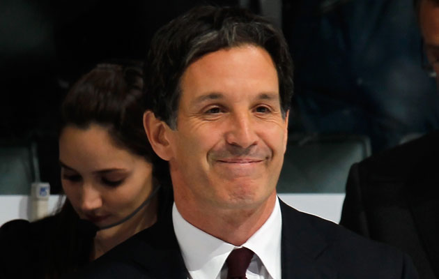 Brendan Shanahan was inducted into the Hall of Fame in 2013. (Getty Images)