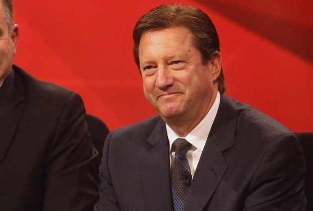 Tambellini is out after nearly five years as GM in Edmonton. (Getty Images)