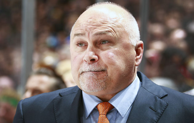 Barry Trotz coached the Predators from 1997 through this season. (Getty Images)