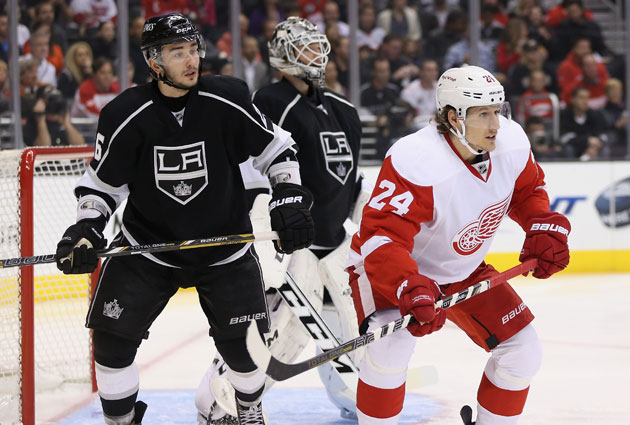 The Kings and Wings split their first two meetings, each winning at home. (Getty Images)