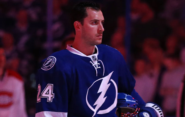 Ryan Callahan's contract is up. (Getty Images)