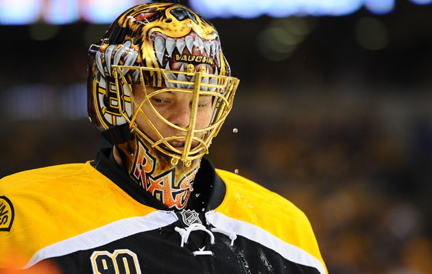 Tuukka Rask . (Getty Images)