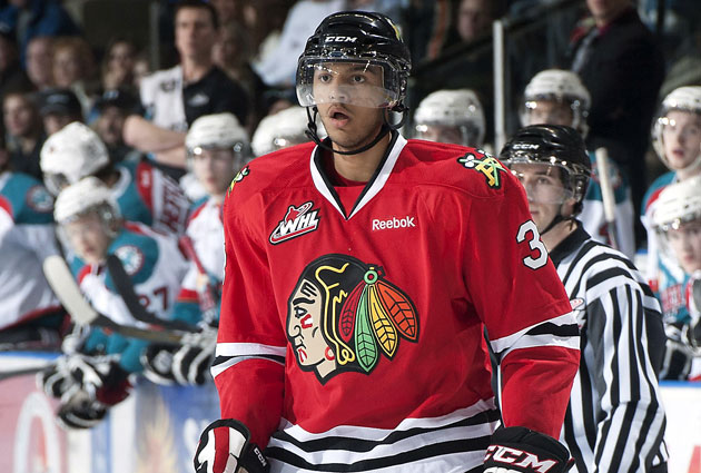 Who will win the lottery to get the crack at picking Seth Jones? (Getty Images)