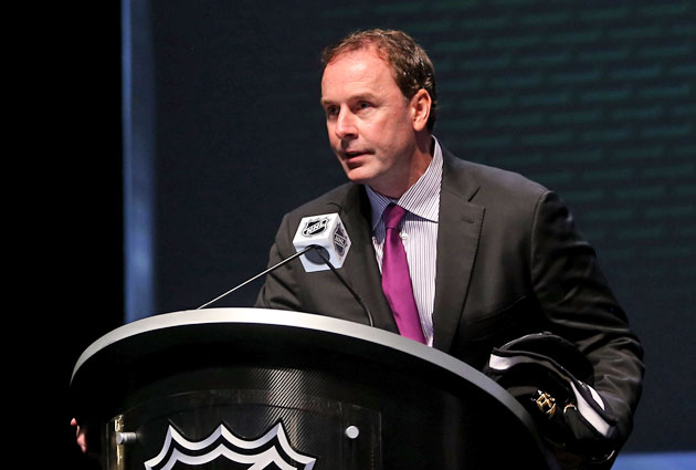 Nieuwendyk took over in Dallas in 2009. (Getty Images)