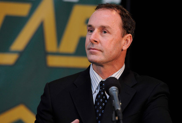 Nieuwendyk is done in Dallas after four years on the job. (USATSI)