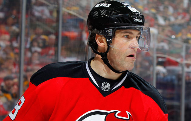 Jaromir Jagr had 24 goals, 43 assists this season. (Getty Images)