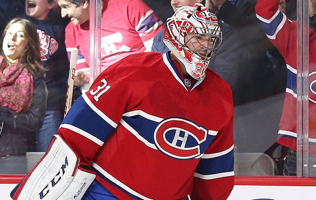 Carey Price won't have to worry about his dogs anymore. (Getty Images)