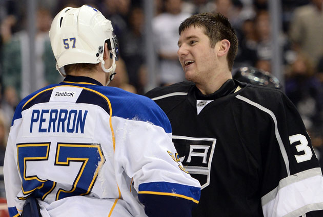 St. Louis is trying to figure out a way to beat Quick. (Getty Images)