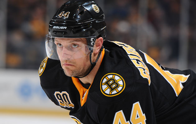 Dennis Seidenberg played 34 games this season. (Getty Images)