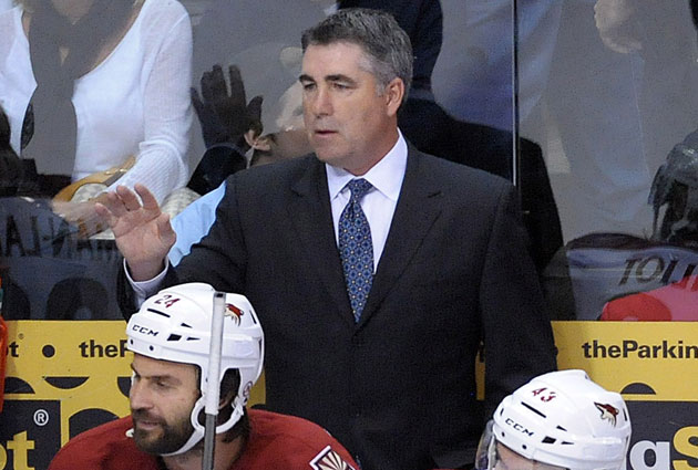 Phoenix is 135-78-33 in the regular season under Tippett. (USATSI)