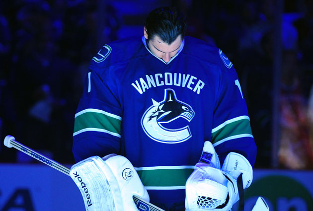 Has Luongo finally played his last game as a Canuck? (USATSI)