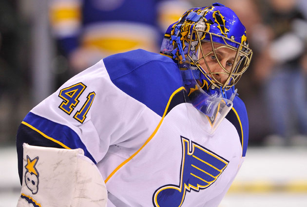 Halak last played April 1. (USATSI)