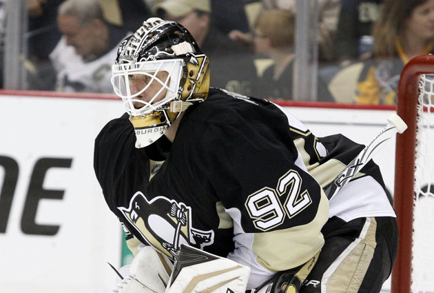 Vokoun will get his third straight start in Game 1. (USATSI)