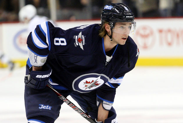 Alexander Burmistrov went 8th overall in the 2010 draft. (USATSI)