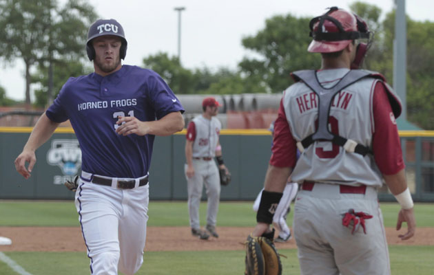 TCU is one of the eight national seeds.