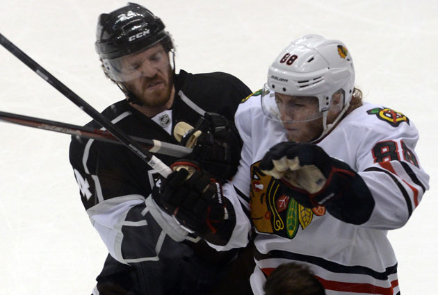Patrick Kane has just two points in his last seven games, no goals. (USATSI)