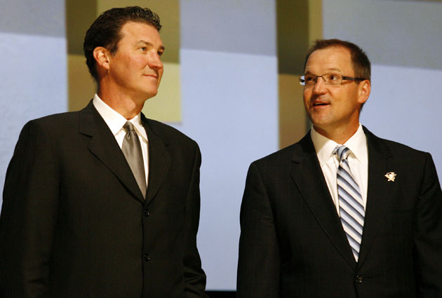 Mario Lemieux could call for Dan Bylsma's dismissal in Pittsburgh. (USATSI)