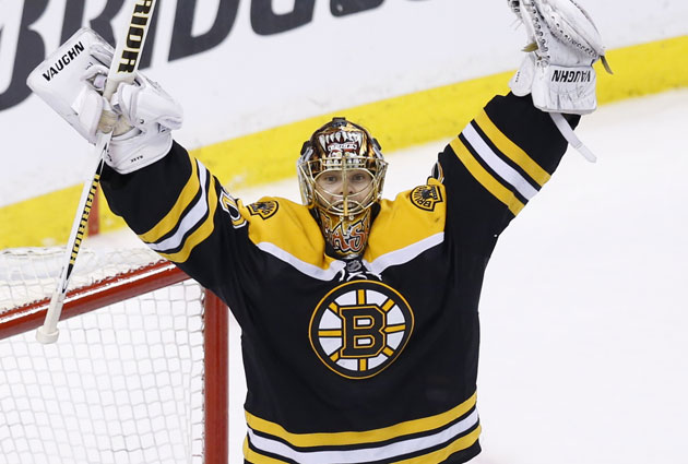 Rask was close to perfect in the Eastern Conference finals. (USATSI)