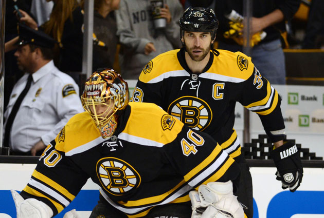 Tuukka Rask and Zdeno Chara are two big reasons to like Boston. (USATSI)