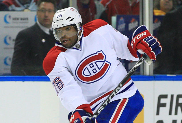 Subban had 11 goals and 27 assists in 42 games this season. (USATSI)