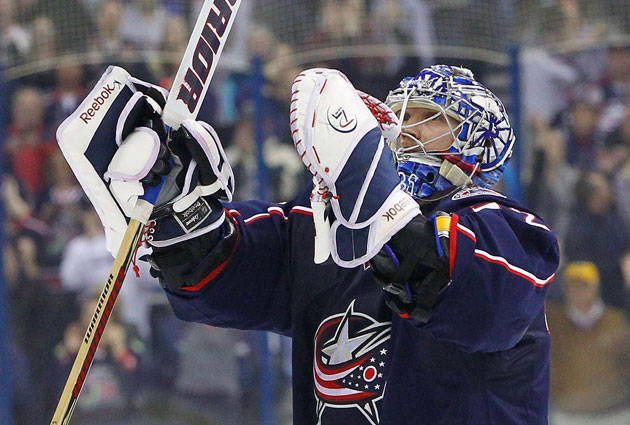 Sergei Bobrovsky had a .932 save percentage and 2.00 goals against average this season. (USATSI)