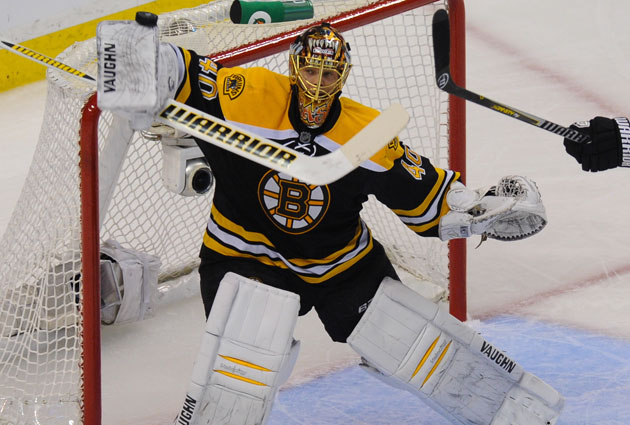 Toronto didn't want to give up Tuukka Rask. (USATSI)