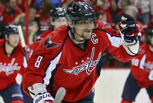 Alex Ovechkin finished with 32 goals and 56 points in the short season. (USATSI)