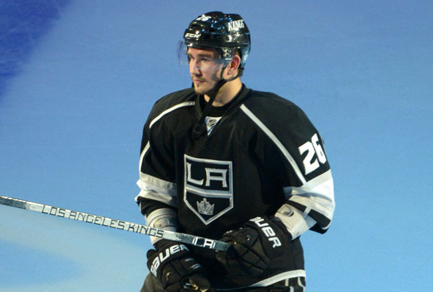 Slava Voynov had a breakout campaign for Los Angeles this season. (USATSI)