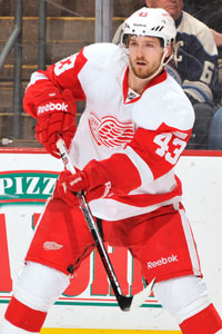 b77e0928f73 Red Wings re-sign RFA Darren Helm to four-year extension - CBSSports.com