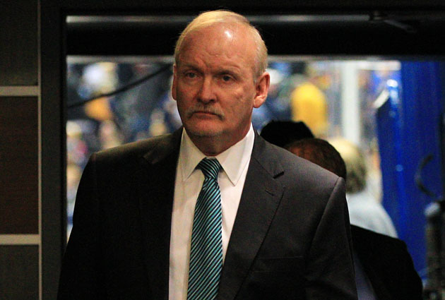 Lindy Ruff has only coached the Sabres in the NHL. (USATSI)