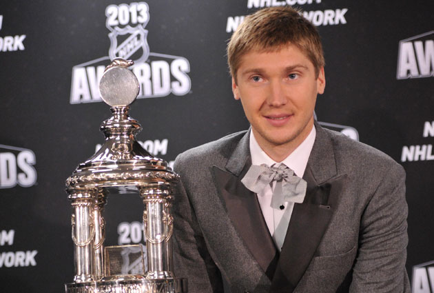 Sergei Bobrovsky has a Vezina Trophy and impeccable style. (USATSI)